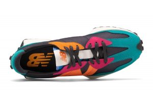 New Balance 327 Black/Multi Color