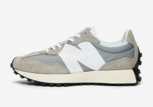 New Balance 327 Grey/White