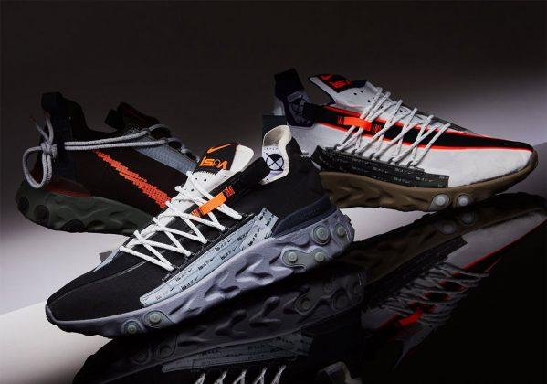 Nike ISPA React WR Pack