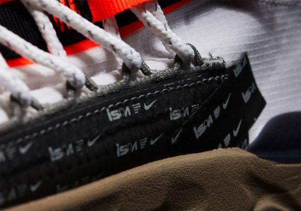 Nike ISPA React WR White