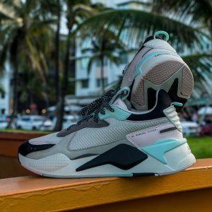 "Shoe Palace x Puma RS-X ""Falling Coconuts"""