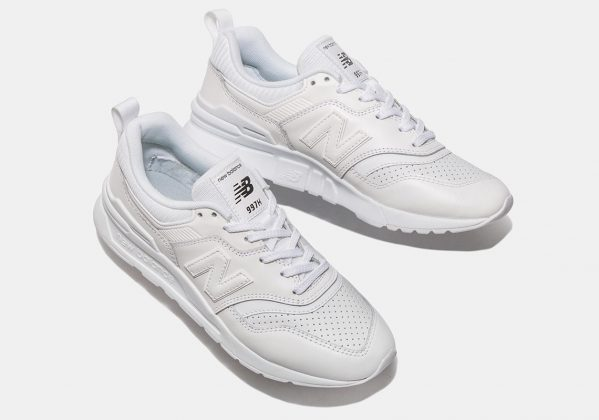 New Balance 997H/United Arrows/White