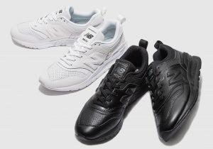 New Balance 997H/United Arrows/Black/White