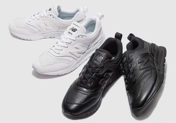 New Balance 997H/United Arrows/Black/White