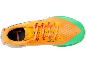Nike Air Zoom Terra Kiger 6 Kumquat/Black/Atomic Pink/Poison Green