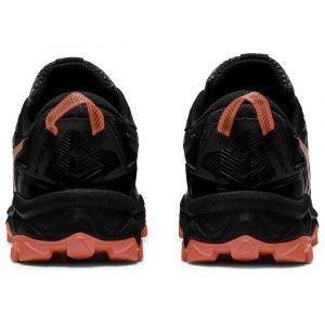 Asics Gel FujiTrabuco 8 Black/Orange