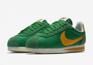 "Nike Classic Cortez ""Classic Green-Yellow Ochre"""