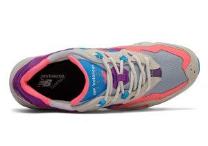 New Balance 850 Bone/Tahitian Pink