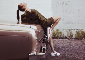 """Nike Classic Cortez """"White/Varsity Royal-Varsity Red"""""""