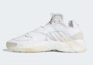 Adidas Streetball Cloud White/Crystal White/Alumina