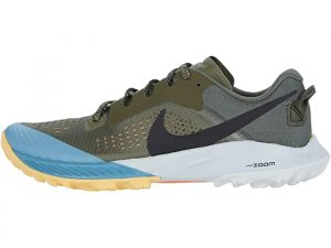 Nike Air Zoom Terra Kiger 6 Medium Olive/Black/Orange Trance