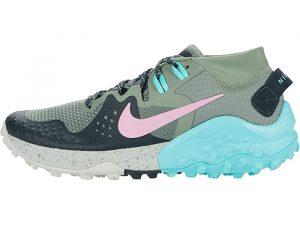 Nike Air Zoom Wildhorse 6 Spiral Saga/Pink/Seaweed