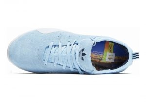 Clear Blue Collegiate Navy Footwear White (B42259)