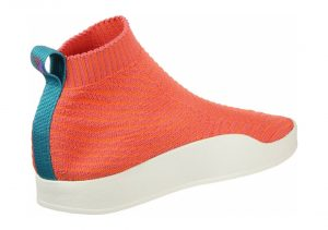 Adidas Adilette Primeknit Sock - Orange (CM8227)