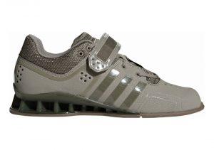 Adidas AdiPower Weightlifting Shoes - Grey (DA9874)