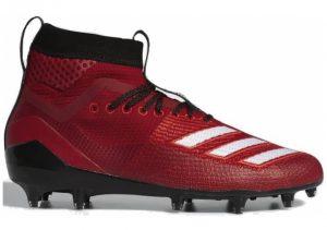 Adidas Adizero 8.0 Sk Cleats - Power Red / Cloud White / Core Black (BB7706)