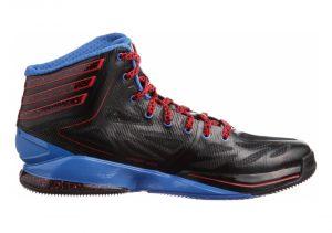 Adidas AdiZero Crazy Light 2 - Black Schwarz Black 1 Radiant Red F10 Prime Blue S12 (G59695)
