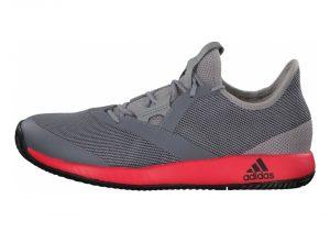 Adidas Adizero Defiant Bounce - Light Granit Shock Red Black (CG6349)