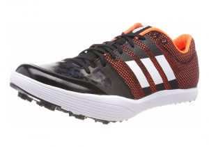Adidas Adizero LJ - Core Black Ftwr White Orange (CG3837)