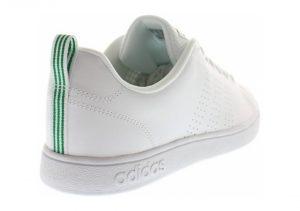 Adidas Advantage Clean VS Lifestyle - White Footwear White Footwear White Green (F99251)
