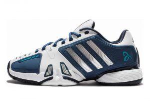 Adidas Barricade Novak Pro - Blue/Wht (AQ2291)