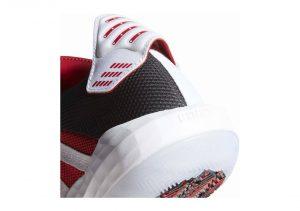 Adidas Dame 6 - Ftwr White Scarlet Core Black (EH2069)
