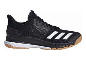 Adidas CrazyFlight Bounce 3 - noir/blanc/gomme (BD7918)