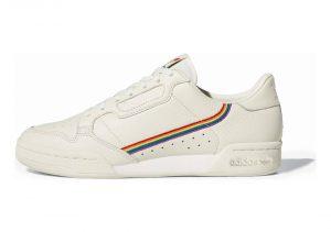 Adidas Continental 80 Pride - Blanc (EF2318)