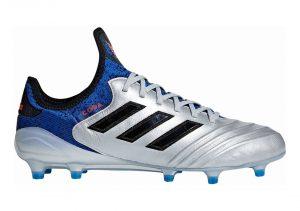 Silver Metallic/Core Black/Football Blue (DB2166)