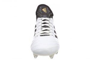 Weiß Footwear White Core Black Tactile Gold Metallic (CP8946)