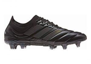 Adidas Copa 19.1 Firm Ground - Black (F97641)