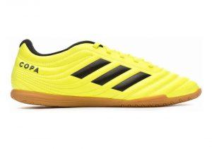 Adidas Copa 19.4 Indoor - Multicolour Solar Yellow Core Black Solar Yellow 000 (F35487)