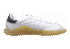 Adidas CountryxKamanda - White Ftwr White Ftwr White Gum 3 Ftwr White Ftwr White Gum 3 (EF9090)