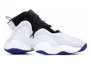 Core Black / Footwear White-real Purple (B41932)