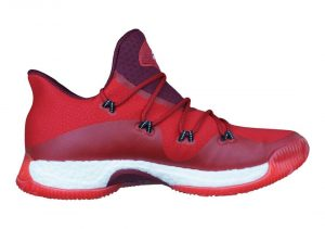 Adidas Crazy Explosive Low - Red (BB8366)