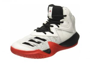 Adidas Crazy Team 2017 - Multicolore Ftwr White Core Black Scarlet (BY4533)