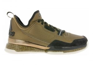 Adidas D Lillard - Brown (D68944)