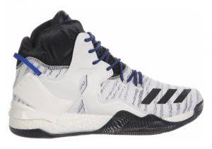 Adidas D Rose 7 Primeknit  - White (B72720)