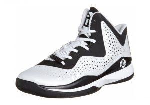 Adidas D Rose 773 III - White Black (C75720)