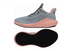 Adidas Alphabounce+ - Multicolore Gridos Ciberm Rosbri 000 (F33913)