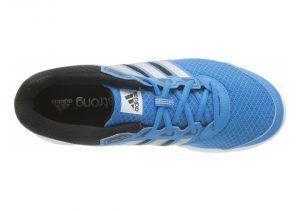 Blau Silber Schwarz (F32231)