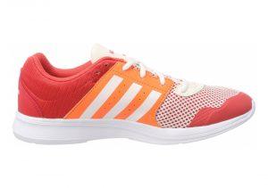 Adidas Essential Fun 2.0 - Orange Arancione Real Coral S18 Ftwr White Hi Res Orange S18 Real Coral S18 Ftwr White Hi Res Orange S18 (CP8948)