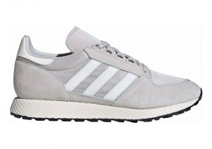 Adidas Forest Grove - Grey One F17 Cloud White Core Black (EE5837)