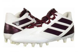 White/Maroon/White (F97402)