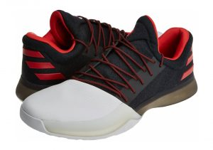 Adidas Harden Vol. 1 - Black (BW0546)