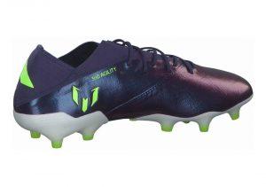 Adidas Nemeziz Messi 19.1 Firm Ground - Blue (EG7332)