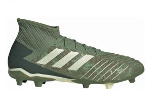 Adidas Predator 19.2 Firm Ground - Green (EF8207)