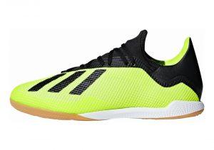 Adidas X Tango 18.3 Indoor - gelb (DB2441)