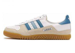 Adidas Indoor Comp SPZL - White Ftwwht Supcol Cbrown Ftwwht Supcol Cbrown (B41820)