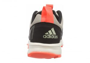 Adidas Kanadia 7 - Black Schwarz Core Black Core Black Solar Red (B33626)